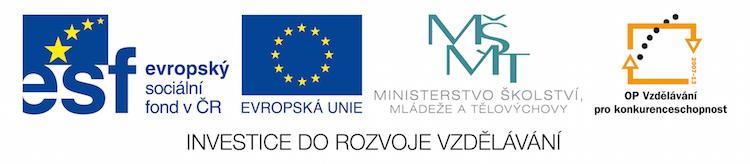 Projekt EU - Využíváme ICT ve výuce